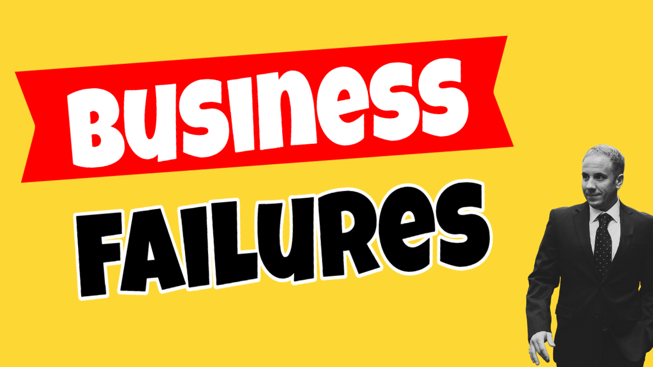 Business Failure Stories